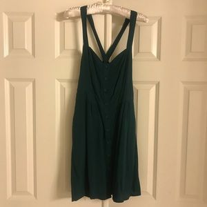 Urban Outfitters Button Front Dress